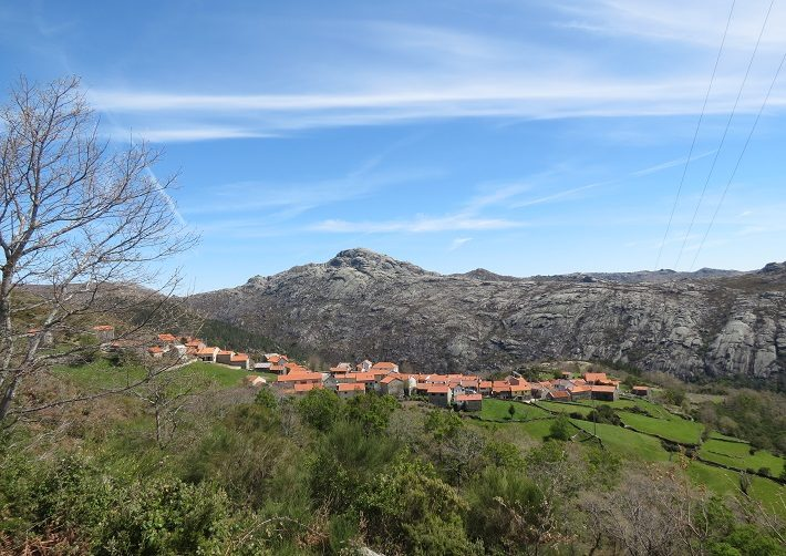 Walking holiday hotel to hotel Gerês National Park Portugal